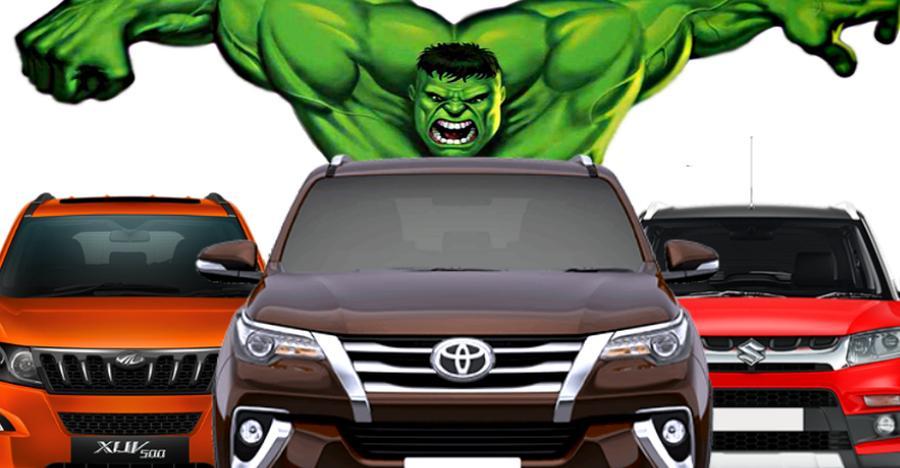 Maruti Brezza to Hyundai Creta: India's 5 best-selling SUVs & why they're such MONSTER hits