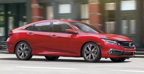 Honda Civic Featured 2