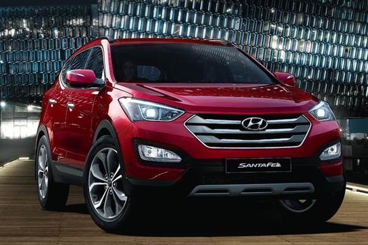 Hyundai Santa Fe Classy