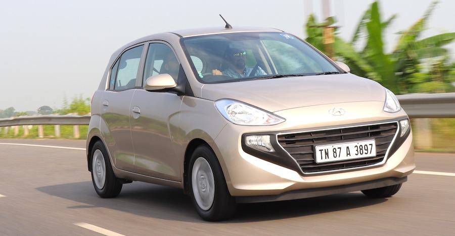 Hyundai Santro bookings cross 30,000 units:  1 in 3 buyers opting for AMT