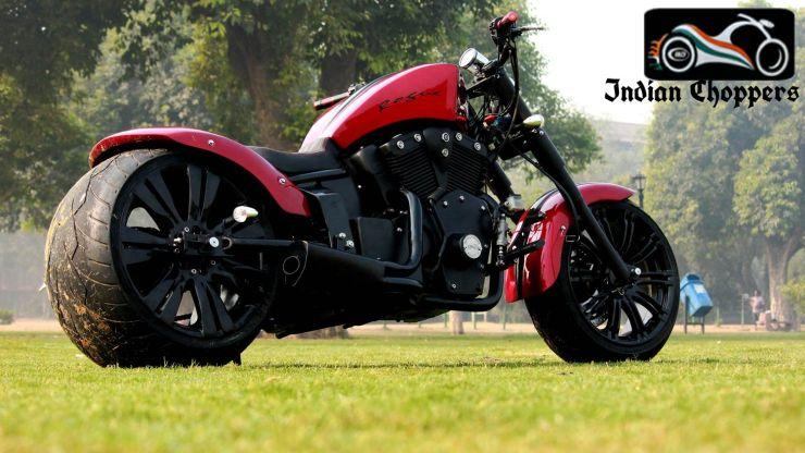 Indian Chopper Rogue