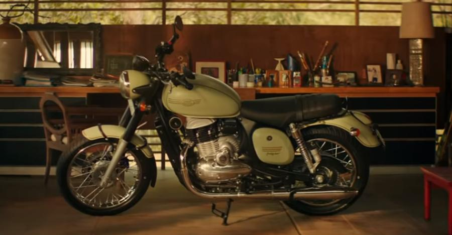 Jawa 42 retro motorcycle: TVC released [Video]