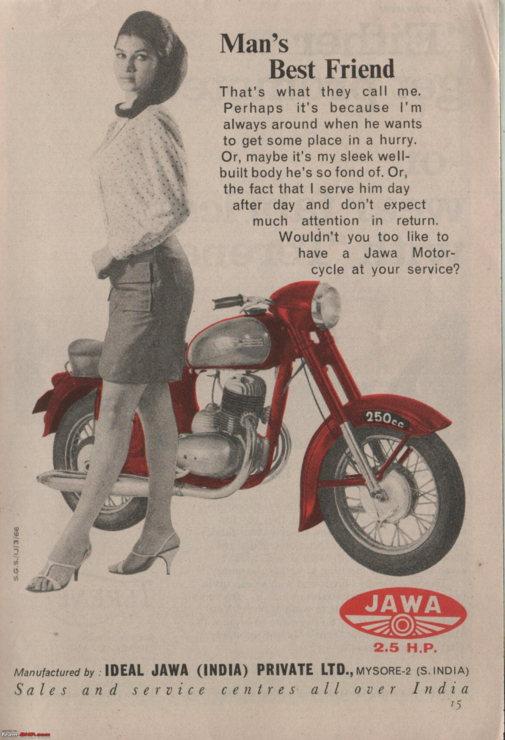 Jawa Jul 67