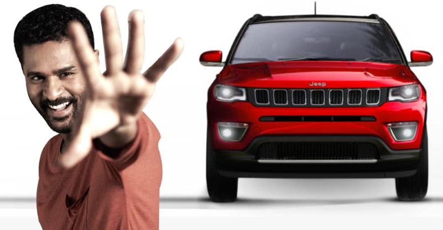 Jeep Compass available at a discount of up to Rs. 1.2 lakhs