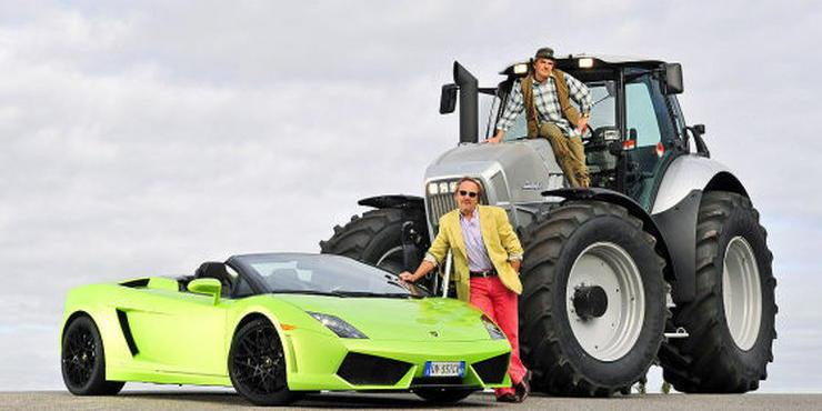 Lamborghini 10 Things You Don T Know About The Iconic Supercar Brand