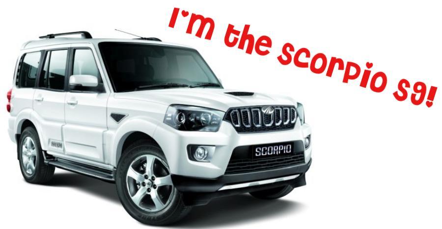 Mahindra Scorpio S9 Featured