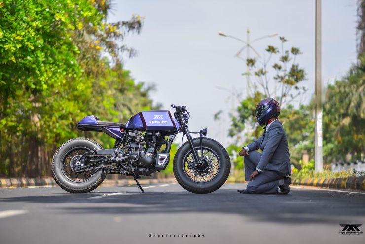 Maratha Motorcycles Stardust