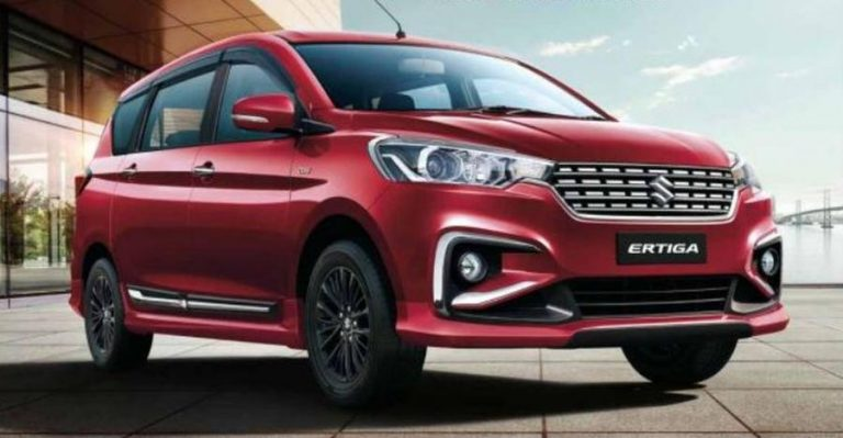 Maruti Ertiga Accessories Featured