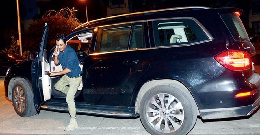 Nawazuddin Siddiqui's Mercedes GLS to Irrfan Khan's S-Class: Unconventional actors & their cars