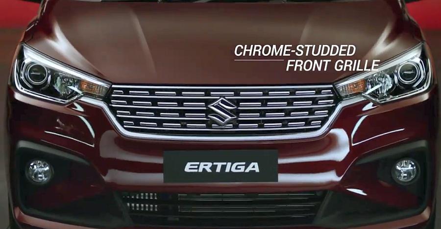 New Ertiga Teaser Featured