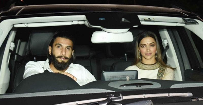 Deepika Padukone Amp Ranveer Singh The Cars They Ll Drive