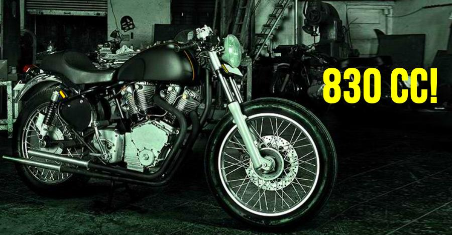 Royal Enfield 830cc Featured 1