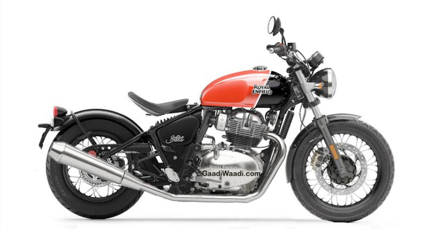 Royal Enfield 650cc Bobber based on Interceptor: What it could look like
