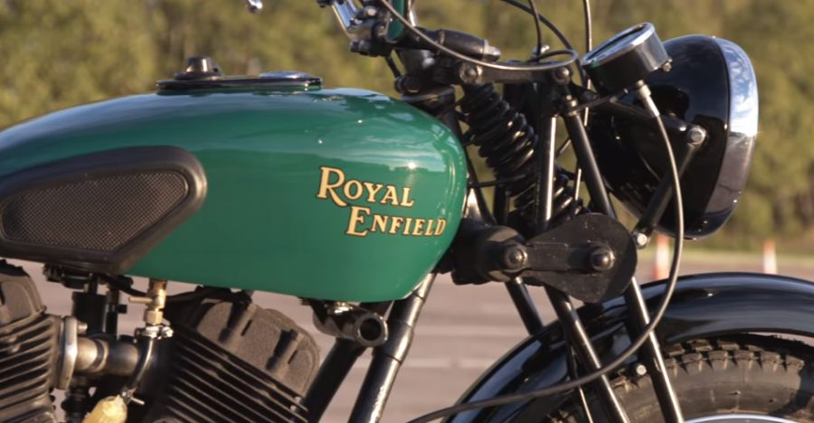 Royal Enfield Kx 1130 Vintage Featured