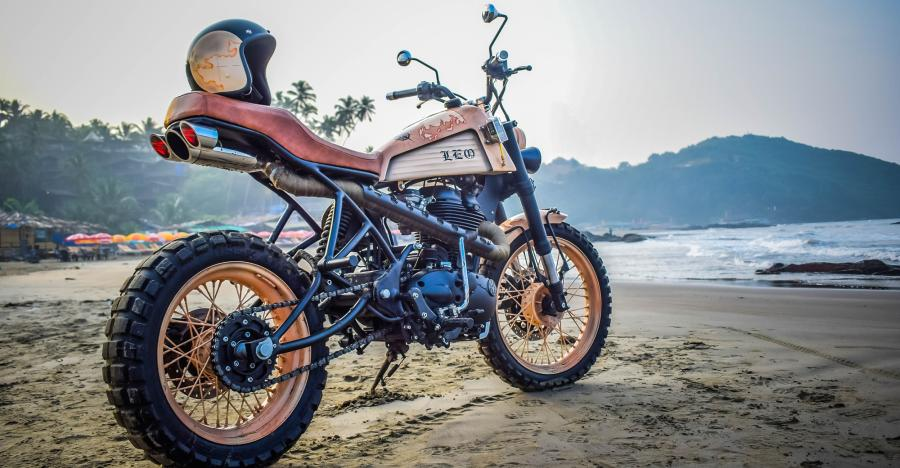 Royal Enfield Outrageous Featured