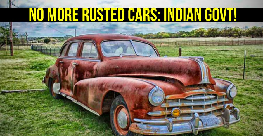Rusted Cars Featured