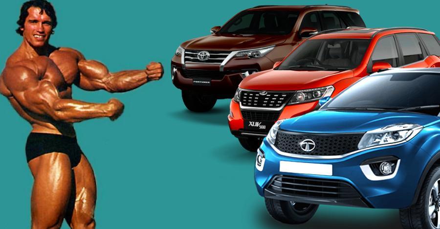 Maruti Brezza to Tata Nexon: 10 SOLIDLY built affordable SUVs of India