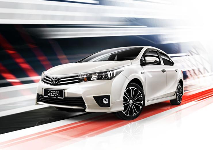 Toyota Corolla Altis Classy
