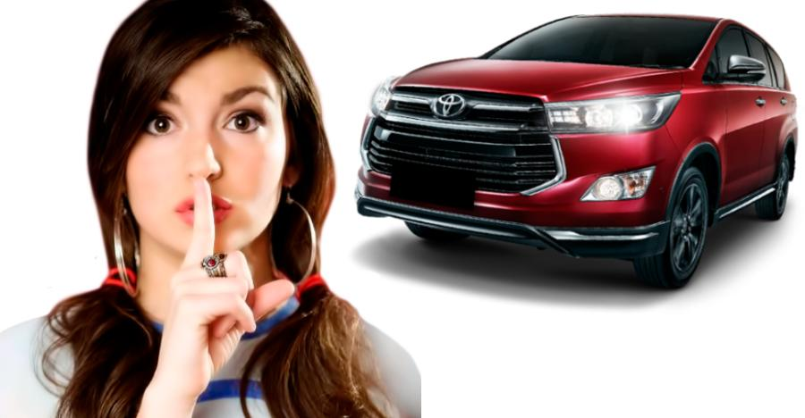 Top 5 'SECRET' features of the Toyota Innova Crysta