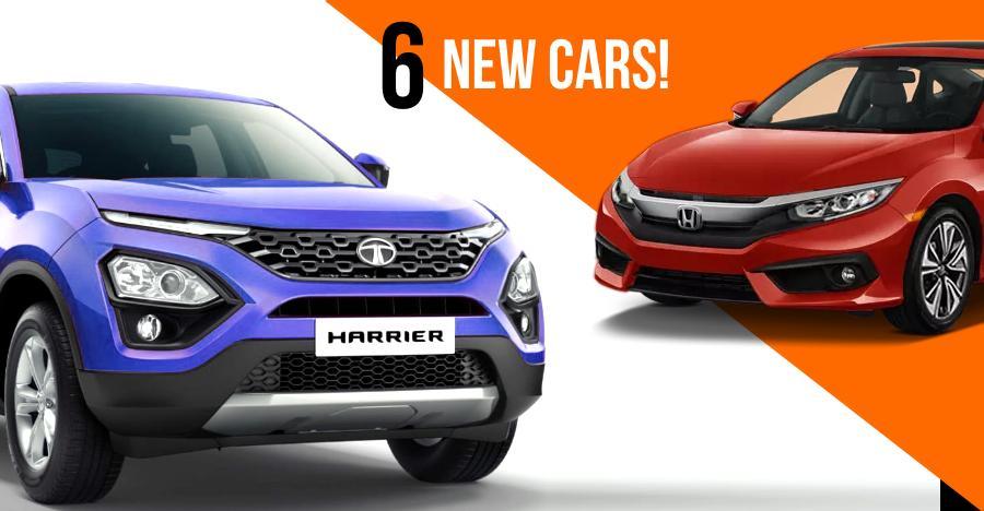 Honda Civic to Maruti Ertiga: Upcoming all-new cars & SUVs in India