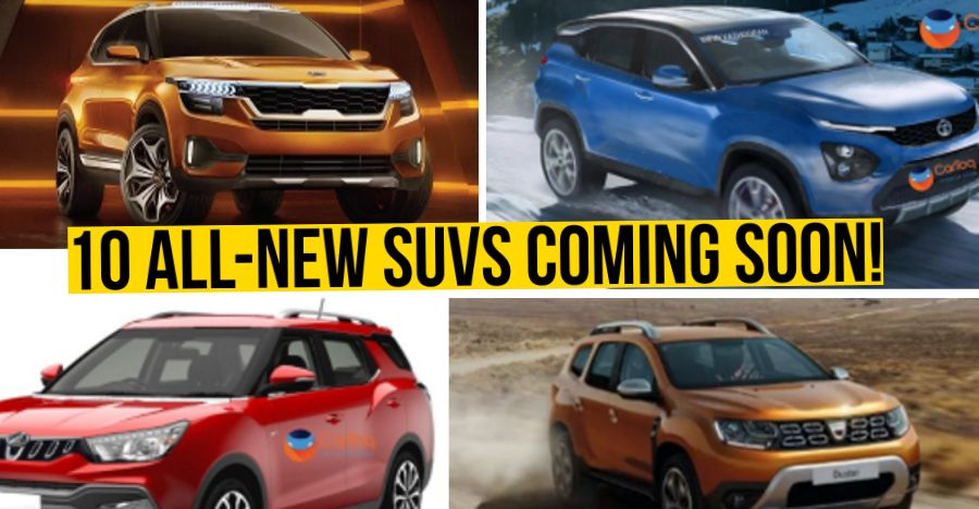 Upcoming Suvs Of 2019 Featured