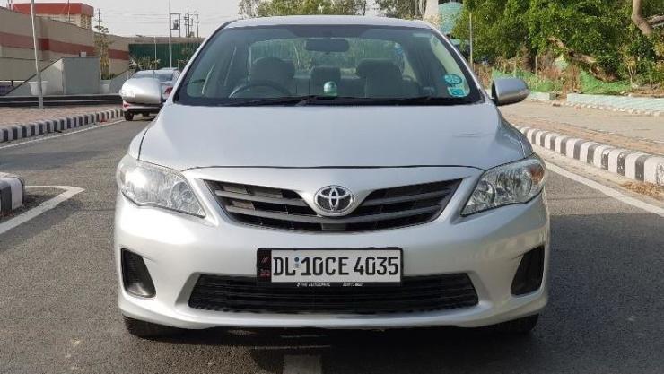 Used Toyota Corolla Altis