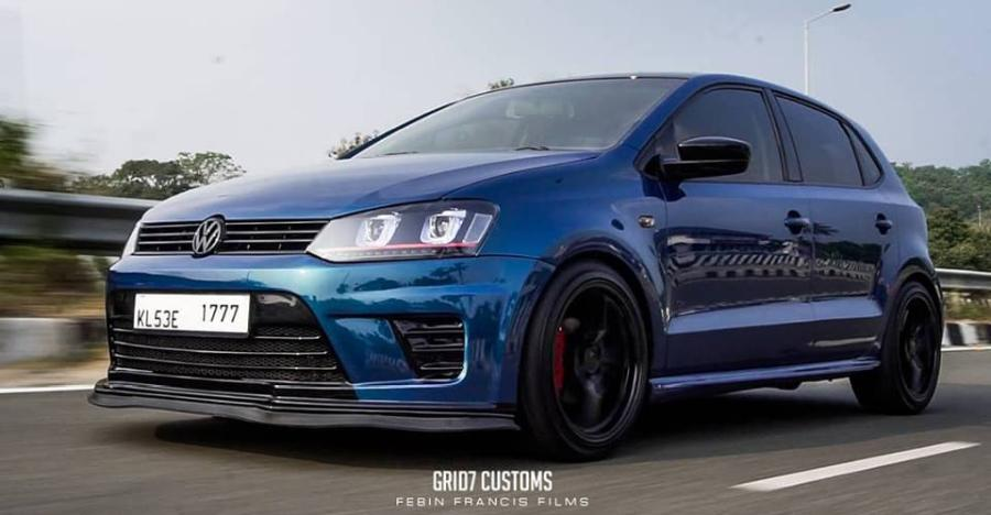 Check out these classy, customized Volkswagen Polo hatchbacks from