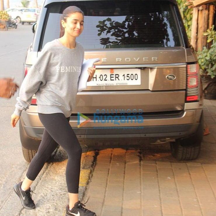 Alia Range Rover