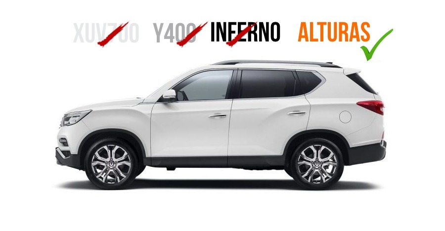 Toyota Fortuner-rival Mahindra Alturas (XUV700) luxury SUV launch date revealed