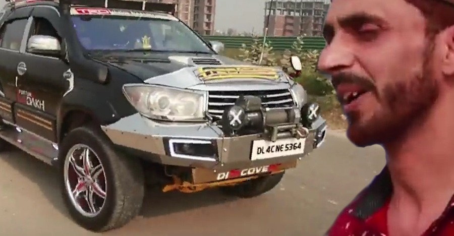 This guy spent his entire savings to make a Toyota Fortuner 'Dance': Video!