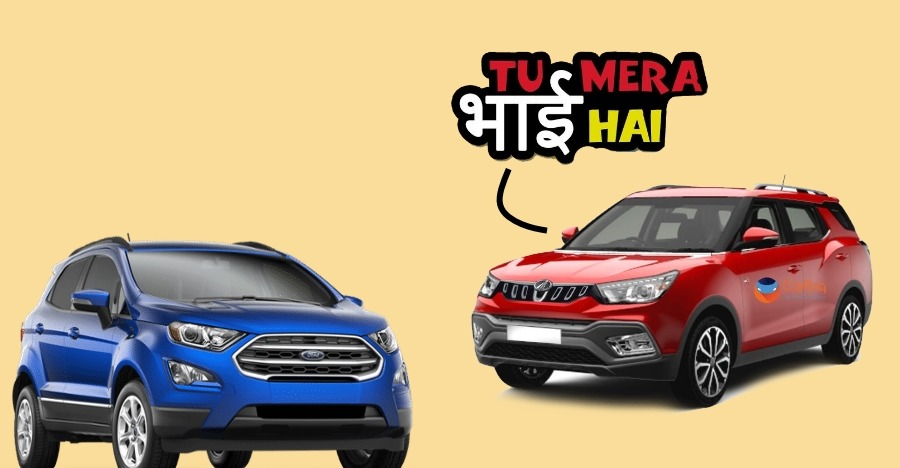 Ford EcoSport to get Mahindra S201 compact SUV's petrol engine