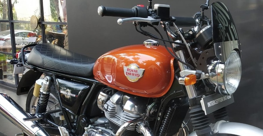 Enfield 650 Accessories