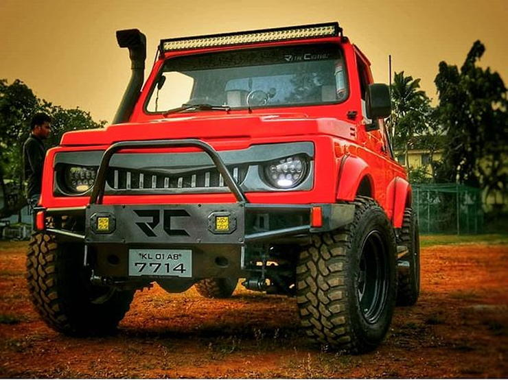 Maruti Gypsy 10 Of India S Most Gorgeous Modified Examples