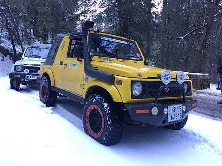 Gypsy Mod Yellow