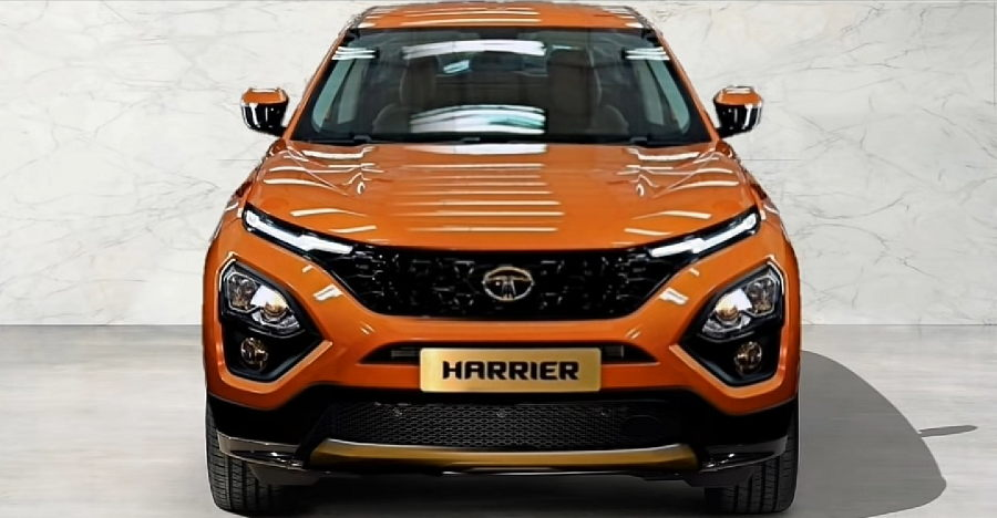Harrier Drl Featured
