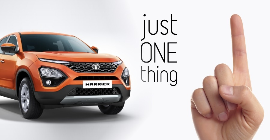There's one thing we do not like about the upcoming Tata Harrier