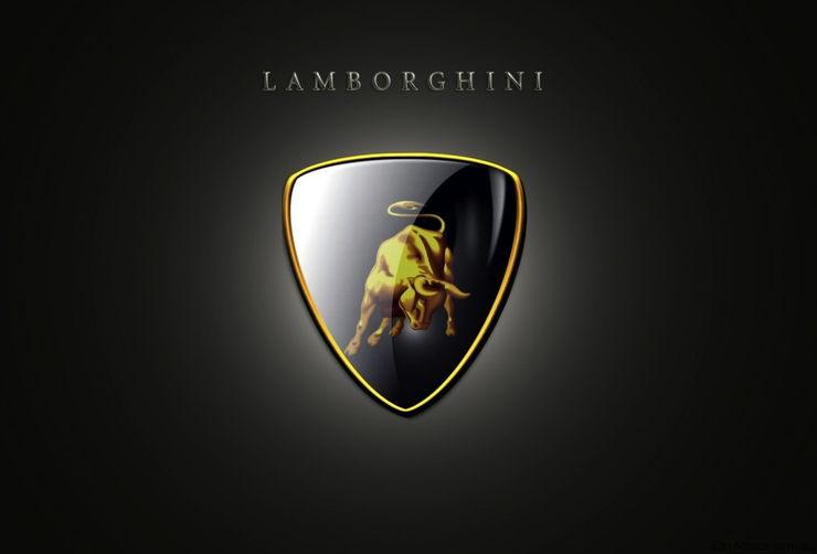 Lamborghini Bull Logo 5