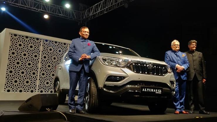 Mahindra Alturas Launched