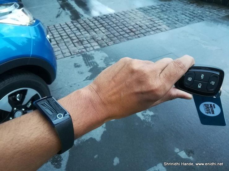 Nexon Wristband