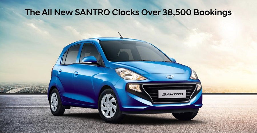 New Santro waiting periods hit 4 months: Hyundai reveals plan to deal with it!