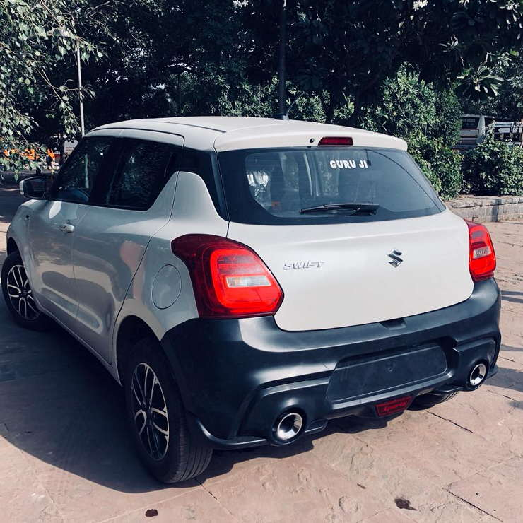 New Maruti Swift with body kit looks absolutely AGGRESSIVE