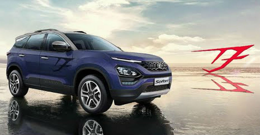 Tata H7X (Safari-replacement) SUV rendered: Looks Like a slightly larger Harrier [Video]