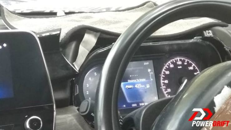 Tata Harrier Steering Wheel
