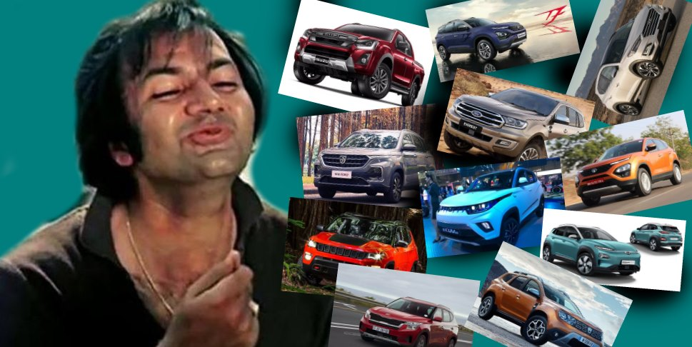 15 Upcoming SUVs in 2019: Tata Harrier to all-new Renault Duster