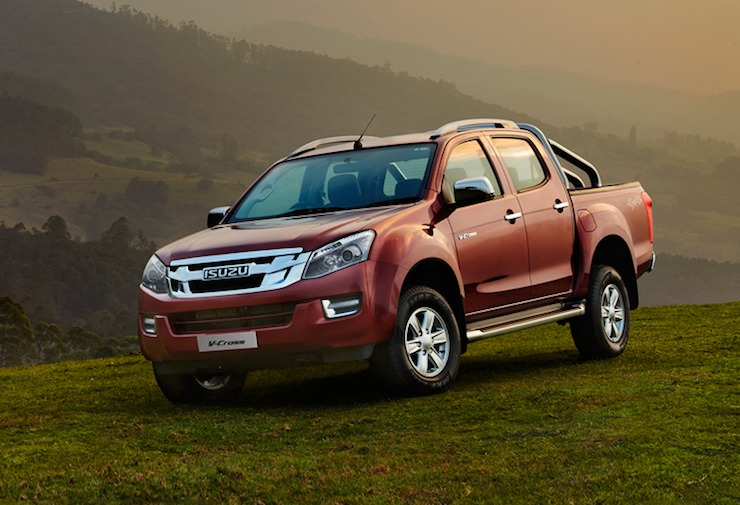 2isuzu V Cross