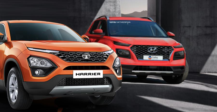 Tata Harrier To Hyundai Styx 6 Biggest Car Launches To