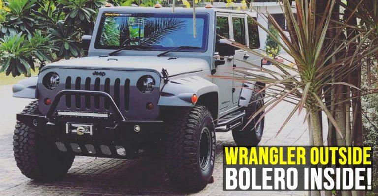 Bolero Jeep Wrangler Featured 1