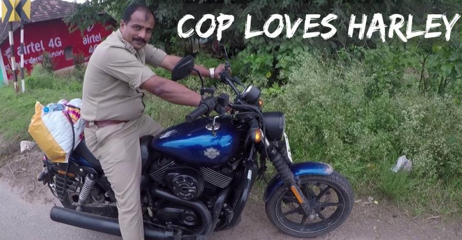 Cop Harley Featured