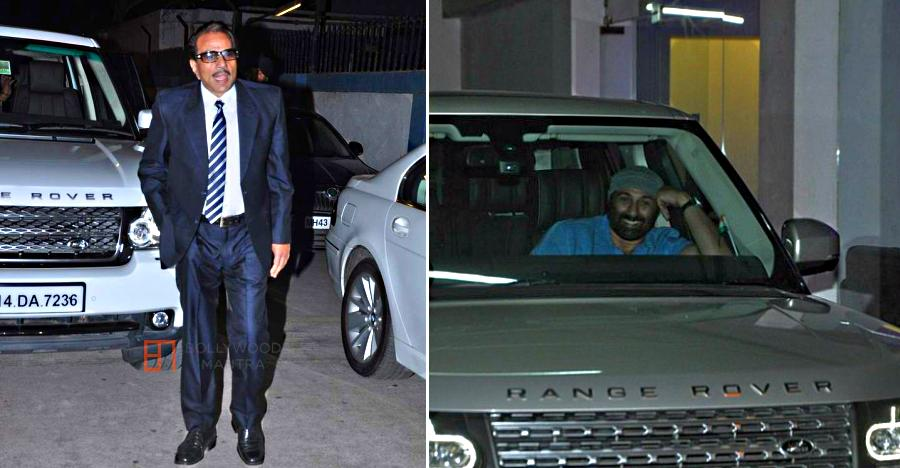 Range Rover Autobiography to Porsche Cayenne: Luxury SUVs of the Dharmendra family