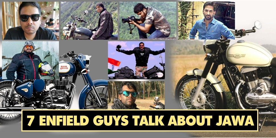 Here is what 7 Royal Enfield owners think about Jawa Motorcycles!